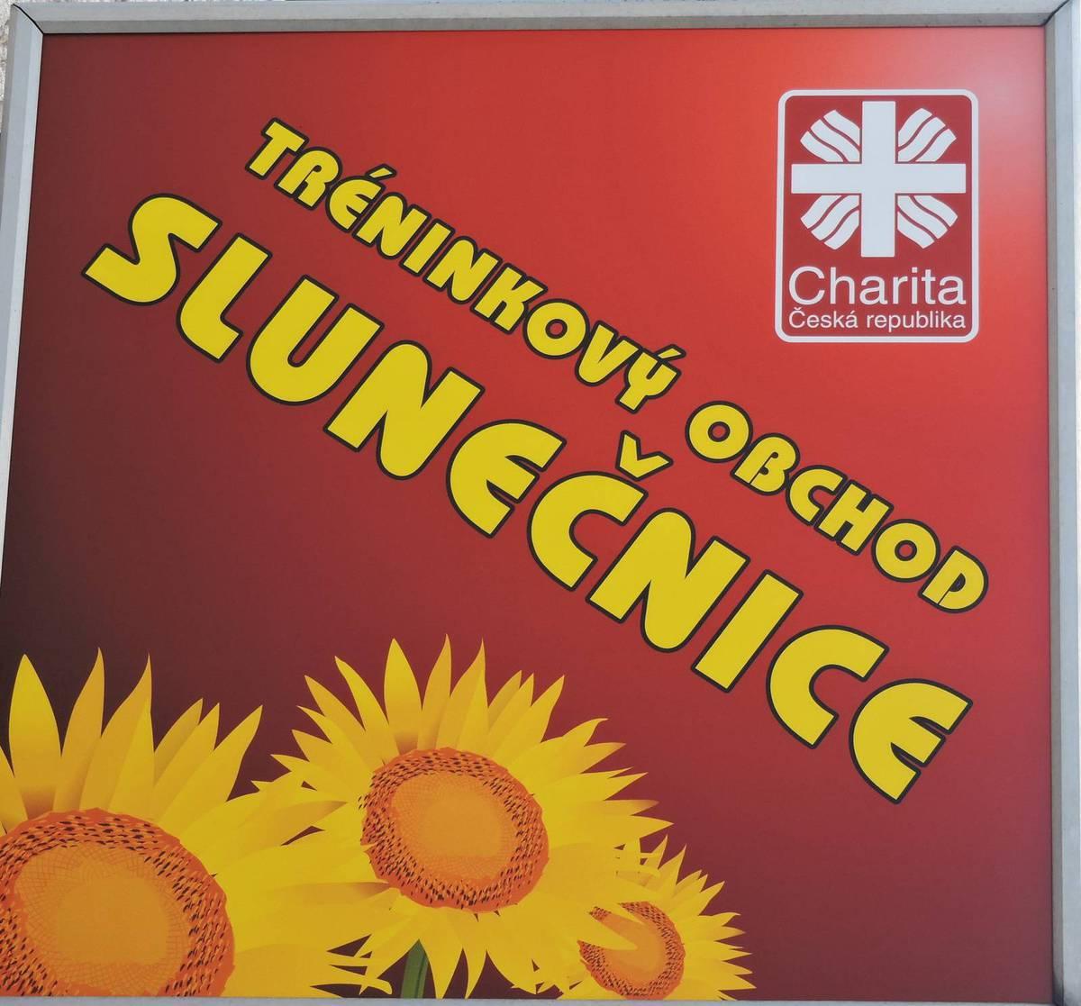 8efb0b2c2 Tréninkový obchod Slunečnice